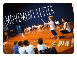 Movement Letter