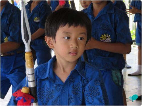 Moving Children in Bali 2